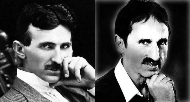 Милко Калайджиев и Никола Тесла. Приликата не е случайна!
