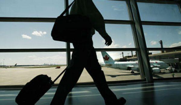 Man at airportReuters 6202891